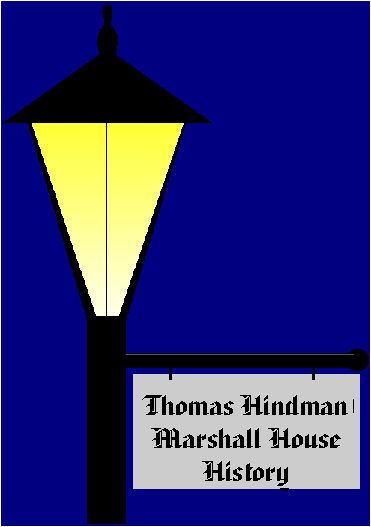 Thomas Hindman Marshall House History